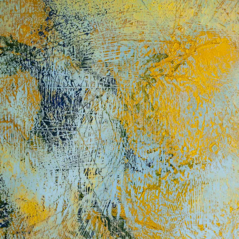 Superposition abstraite-1 - détail © Michel Basset