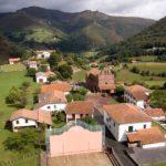 Bidarray - Le village