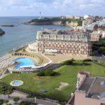 Biarritz - Hôtel du palais