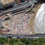 Biarritz - Plage du port vieux