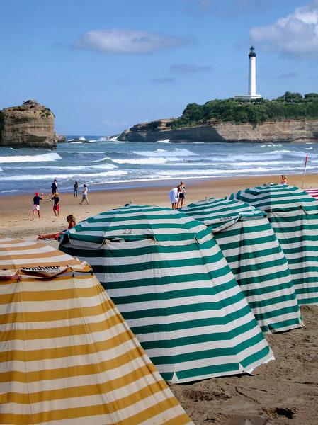 Biarritz - La reine des plages © Michel Basset