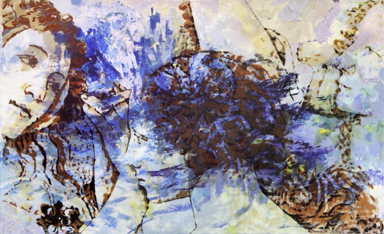Contempory-Art, les trois grâces  © Michel Basset