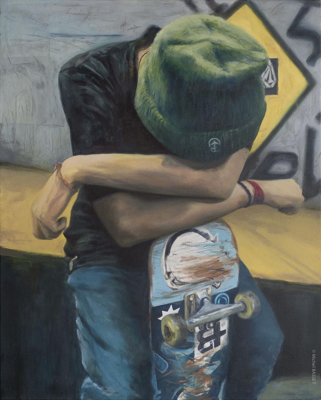Contempory-Art, Adolescence  © Michel Basset